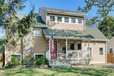 Point Pleasant Beach Single Family Home For Sale: 124 Griffiths Avenue