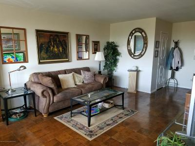 Asbury Park Condo/Townhouse For Sale: 510 Deal Lake Drive #6j