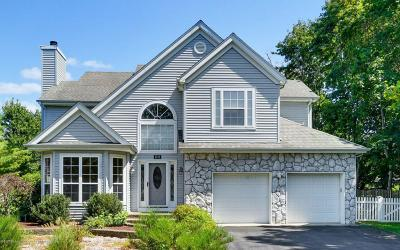 Toms River Single Family Home Under Contract: 1119 Indian Hill Road