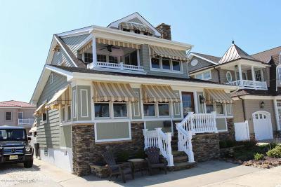 Lavallette Single Family Home For Sale: 8 New Brunswick Avenue