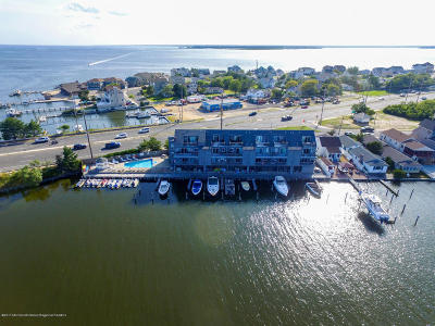 Seaside Heights Condo/Townhouse For Sale: 100 Sunset Drive #2