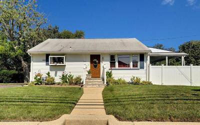 Neptune Township Single Family Home Under Contract: 3217 Bangs Avenue