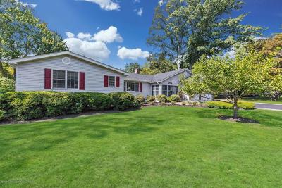 Little Silver Single Family Home For Sale: 131 Queens Drive