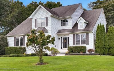 Jackson Single Family Home For Sale: 42 Tuscany Drive