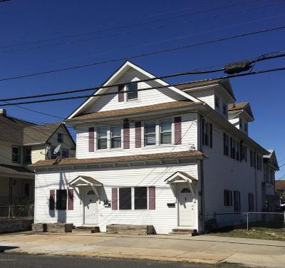 Asbury Park Multi Family Home For Sale: 609 Ridge Avenue