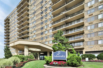 Monmouth County Condo/Townhouse For Sale: 55 Ocean Avenue #4ab