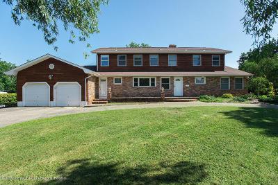 Brielle Single Family Home For Sale: 1113 Shore Drive