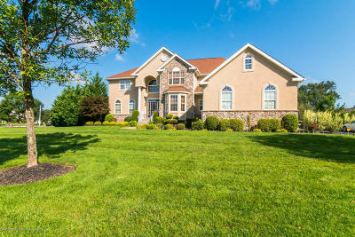 Toms River Single Family Home For Sale: 1895 Charlton Circle