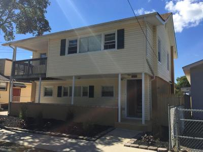 Asbury Park Single Family Home For Sale: 801 Dunlewy Street