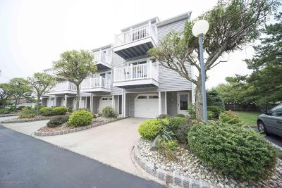 Long Branch Condo/Townhouse For Sale: 280 Ocean Avenue #A5