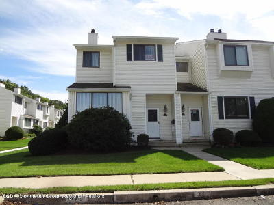 Middletown Condo/Townhouse For Sale: 271 Clubhouse Drive