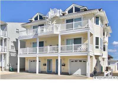Seaside Park Condo/Townhouse For Sale: 16 M Street