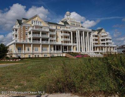 Spring Lake Condo/Townhouse For Sale: 700 Ocean Avenue #331