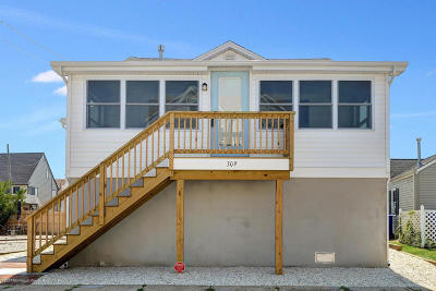 Seaside Heights Single Family Home For Sale: 309 Sunset Drive