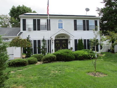 Howell Single Family Home For Sale: 40 New Friendship Road