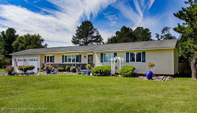 Freehold Single Family Home For Sale: 30 Ardmore Road