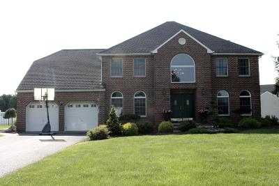 Freehold Single Family Home For Sale: 10 Story Court