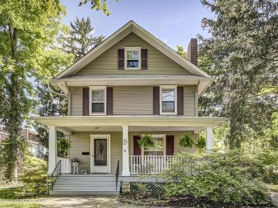 Red Bank Single Family Home For Sale: 141 Hubbard Avenue