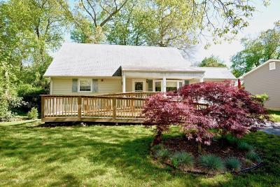 Jackson Single Family Home For Sale: 6 Alaska Avenue