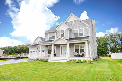 Toms River Single Family Home Under Contract: 244 Aria Road