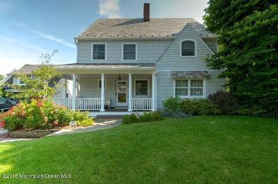 Spring Lake Rental For Rent: 405 Essex Avenue