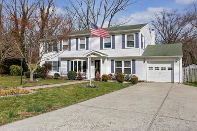Red Bank Single Family Home For Sale: 14 Market Street