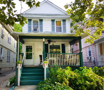 Asbury Park Single Family Home Under Contract: 1105 1st Avenue