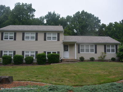 Red Bank Single Family Home Under Contract: 38 Hawthorne Road