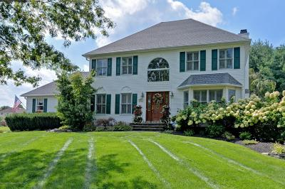Freehold Single Family Home Under Contract: 6 Iroquois Drive