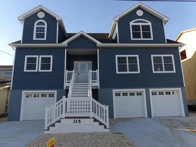 Toms River Single Family Home For Sale: 315 Aldo Drive