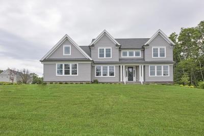 Marlboro Single Family Home For Sale: 17 Captiva Lane