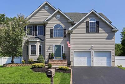 Hazlet Single Family Home Under Contract: 13 Gregory Street