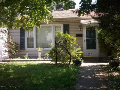Red Bank Single Family Home Under Contract: 289 Bridge Avenue