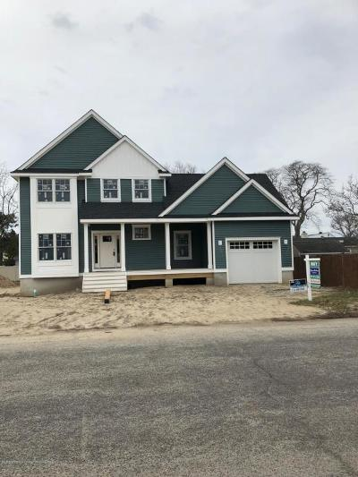 Point Pleasant Single Family Home Under Contract: 706 Hance Place