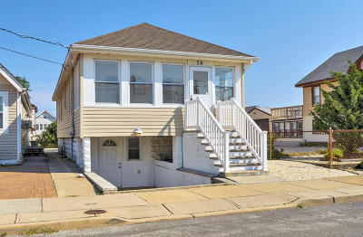 Seaside Park Single Family Home For Sale: 30 N Street