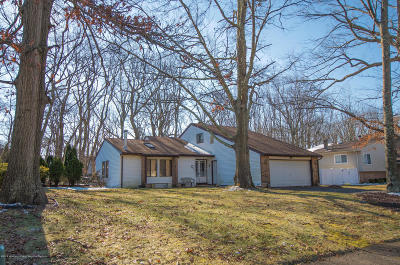 Jackson Single Family Home For Sale: 13 Winchester Drive