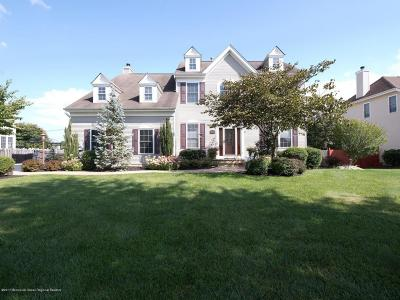 Freehold Single Family Home Under Contract: 90 Princeton Oval