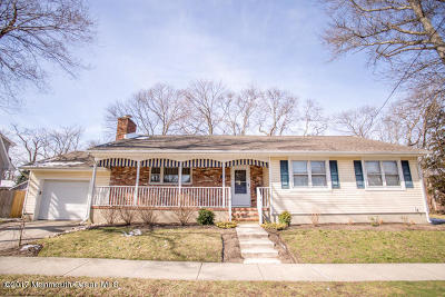 Spring Lake Single Family Home For Sale: 2019 5th Avenue