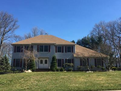 Holmdel Single Family Home For Sale: 19 Red Coach Lane