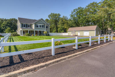 Brick Single Family Home For Sale: 1437 Green Grove Road