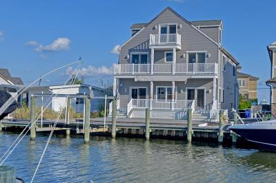 Toms River, Toms River Township Single Family Home Under Contract: 34 Bay Point Drive