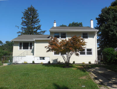 Neptune Township Single Family Home For Sale: 23 Hill Drive