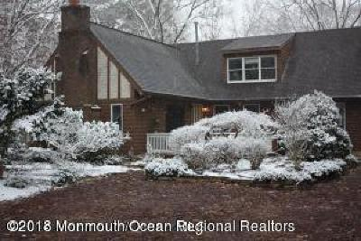 Toms River Single Family Home For Sale: 1244 Whitesville Road