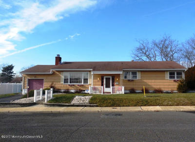 Neptune Township Single Family Home Under Contract: 807 Stamford Drive
