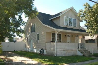 Belmar, Belmar Boro, Lake Como Single Family Home For Sale: 723 17th Avenue