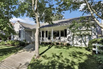 Bay Head Single Family Home For Sale: 649 Lake Avenue