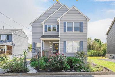Atlantic Highlands, Highlands Single Family Home For Sale: 31 Leonard Avenue