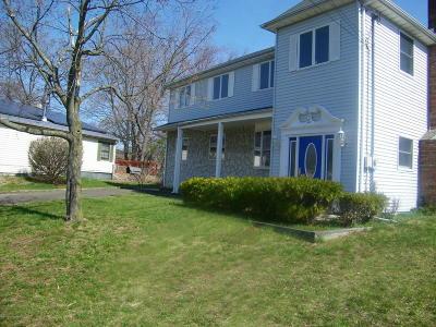 Hazlet Single Family Home For Sale: 5 David Street