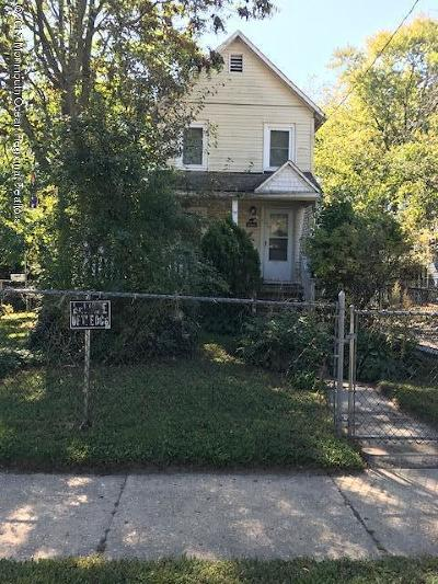 Neptune Township Single Family Home Under Contract: 1312 7th Avenue