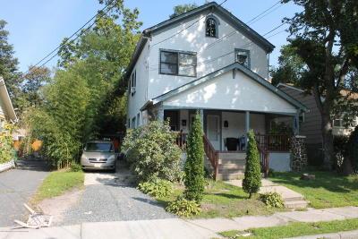 Neptune Township Multi Family Home For Sale: 107 Anelve Avenue